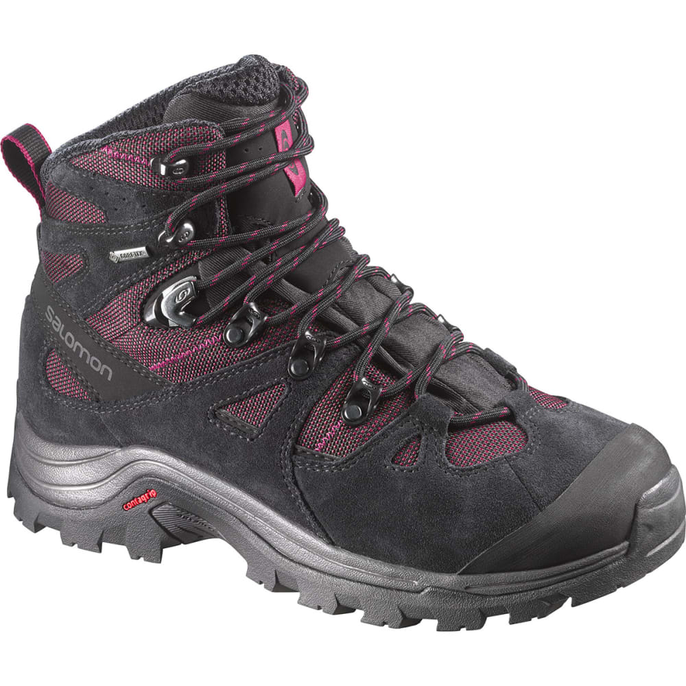 SALOMON Womens Discovery GTX Backpacking Boots