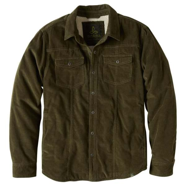 Green Corduroy Jacket Men