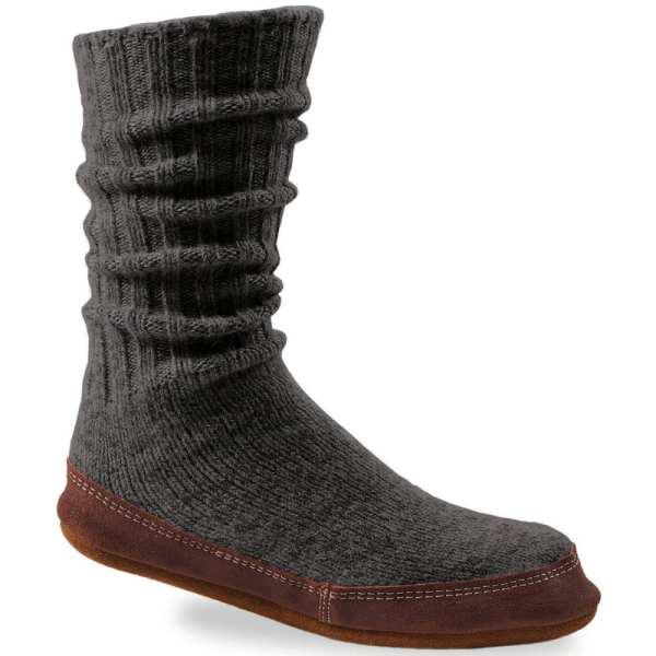 Acorn Slipper Socks Women