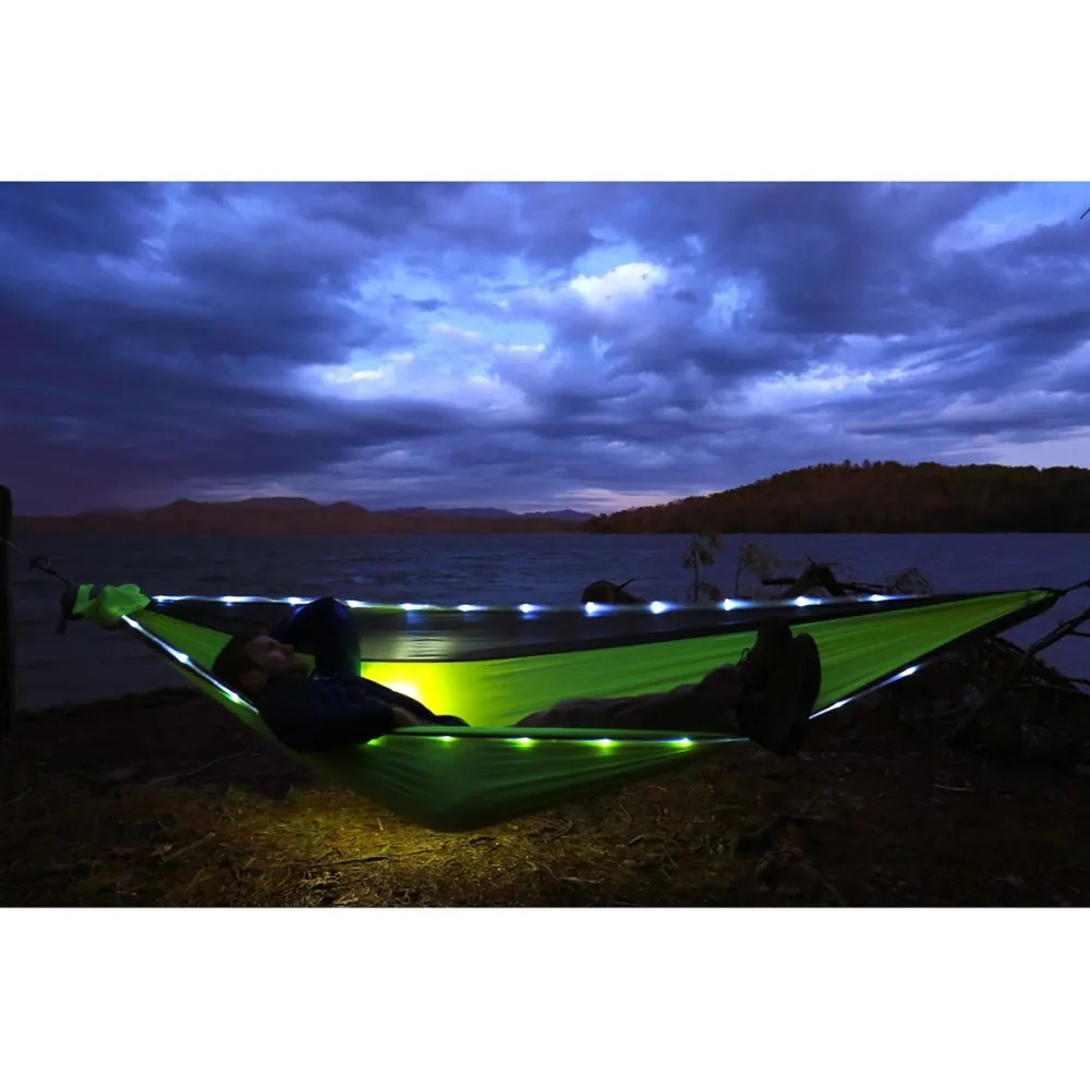 ENO DoubleNest LED Hammock  Eastern Mountain Sports