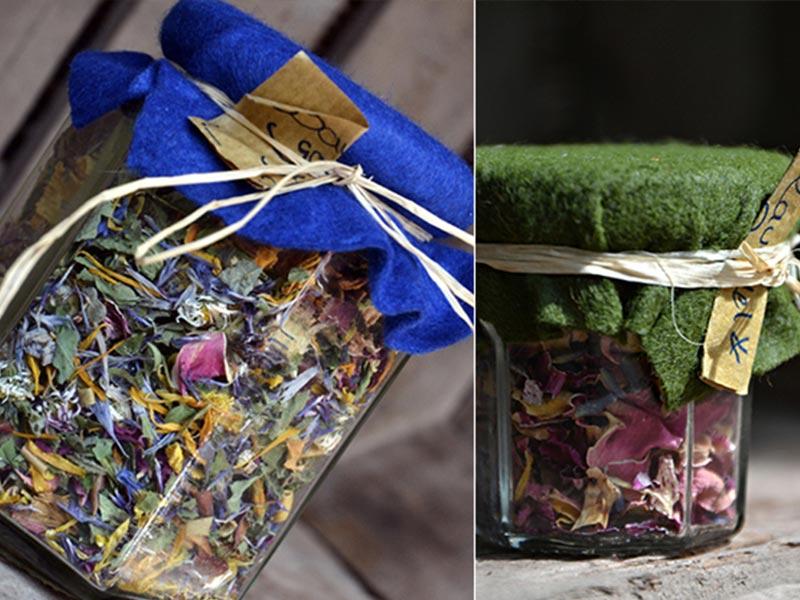 Natur Pur Fünf DIY Geschenke Aus Dem Garten – EMSA