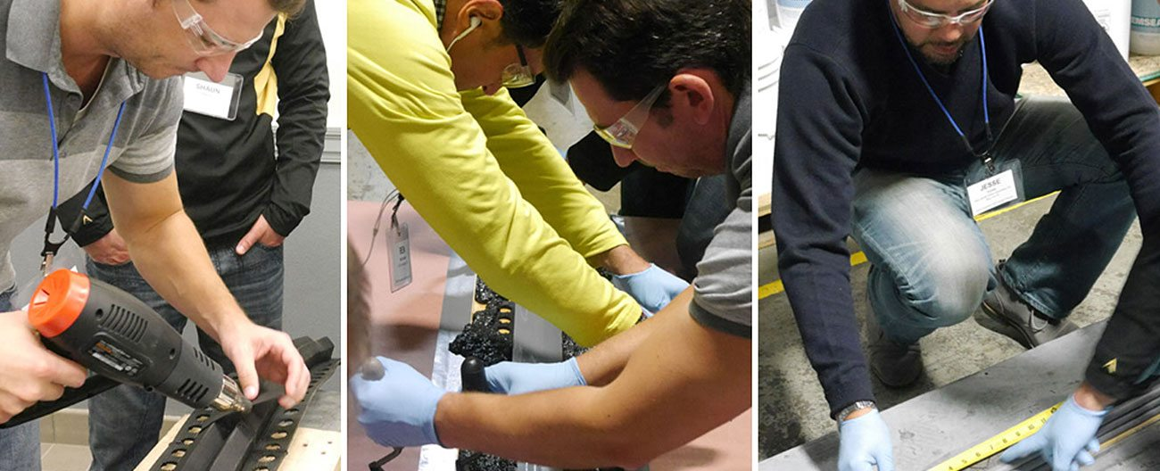 Expansion Joint Training | SWR Institute Validated EMSEAL Training