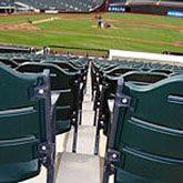 Stadium Seating Bowl SJS Seismic Joint System EMSEAL
