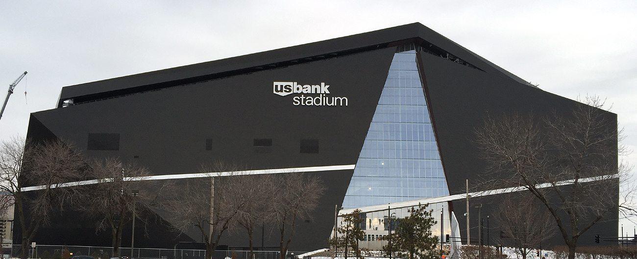 Minnesota Vikings USbank Stadium expansion joints by EMSEAL