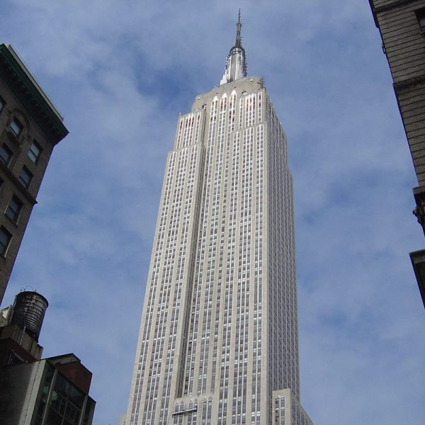Empire State Building York Ny - Emseal