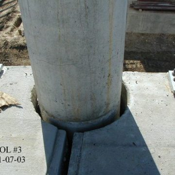 Curved Expansion Joints