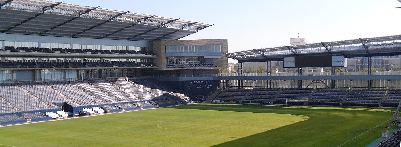 KS Kansas City Wizards Soccer Stadium Expansion Joints EMSEAL