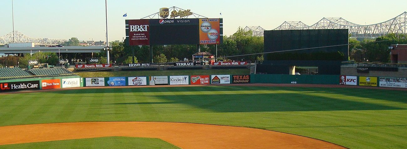 KY Louisville Slugger Field Expansion Joints EMSEAL Thermaflex