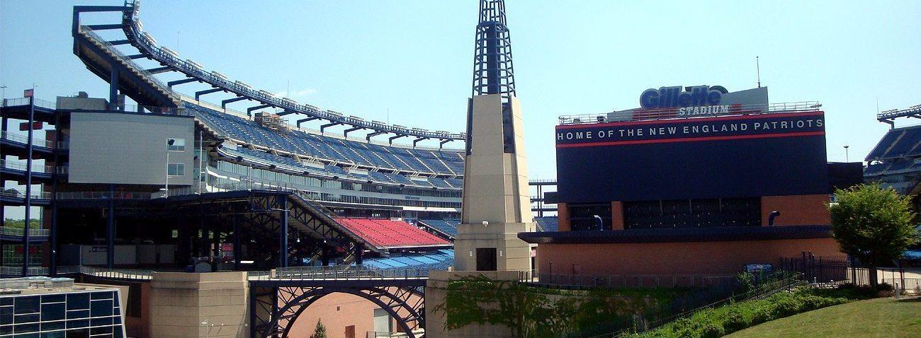 MA NE Patriots Gilette Stadium EMSEAL SJS System Colorseal On A Reel Migutrans DSM System Migutan