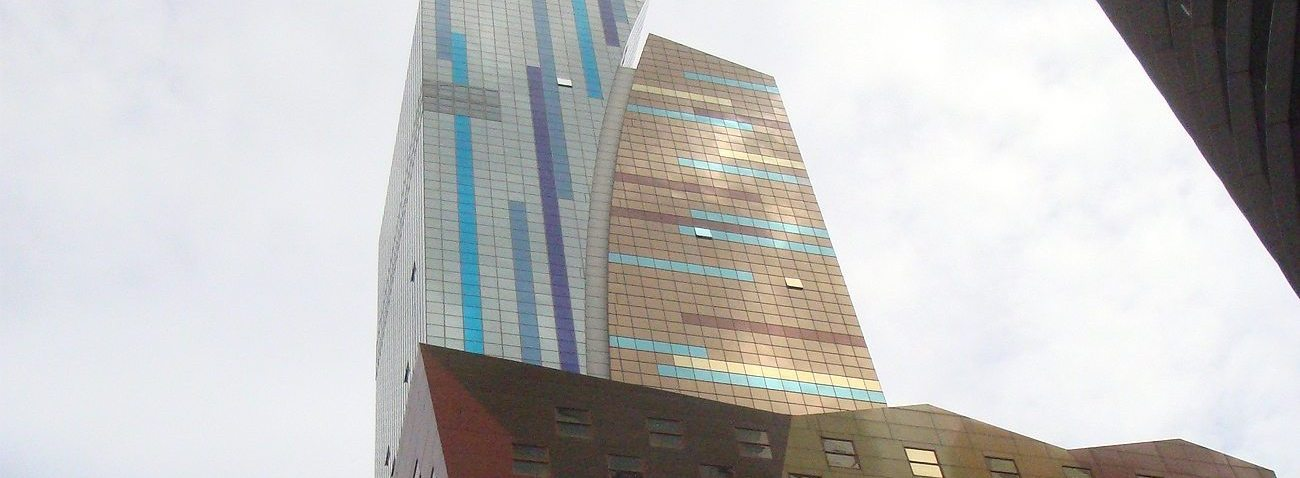 NY Times Square Westin Hotel Expansion Joints EMSEAL Seismic Colorseal
