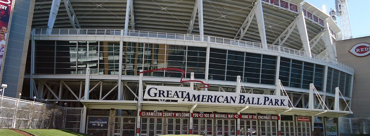 OH Reds Great American Ballpark Expansion Joints EMSEAL SJS System DSM System