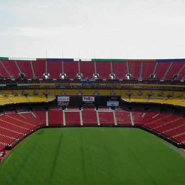 Total replacement of concourse joints with EMSEAL's THERMAFLEX system in FedEx Bowl.