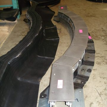 Curved Expansion Joints from EMSEAL