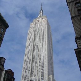 EMSEAL's Backerseal played a critical role in bridging the thermal breaks between the window frames and the wall elements of the Empire State Building.