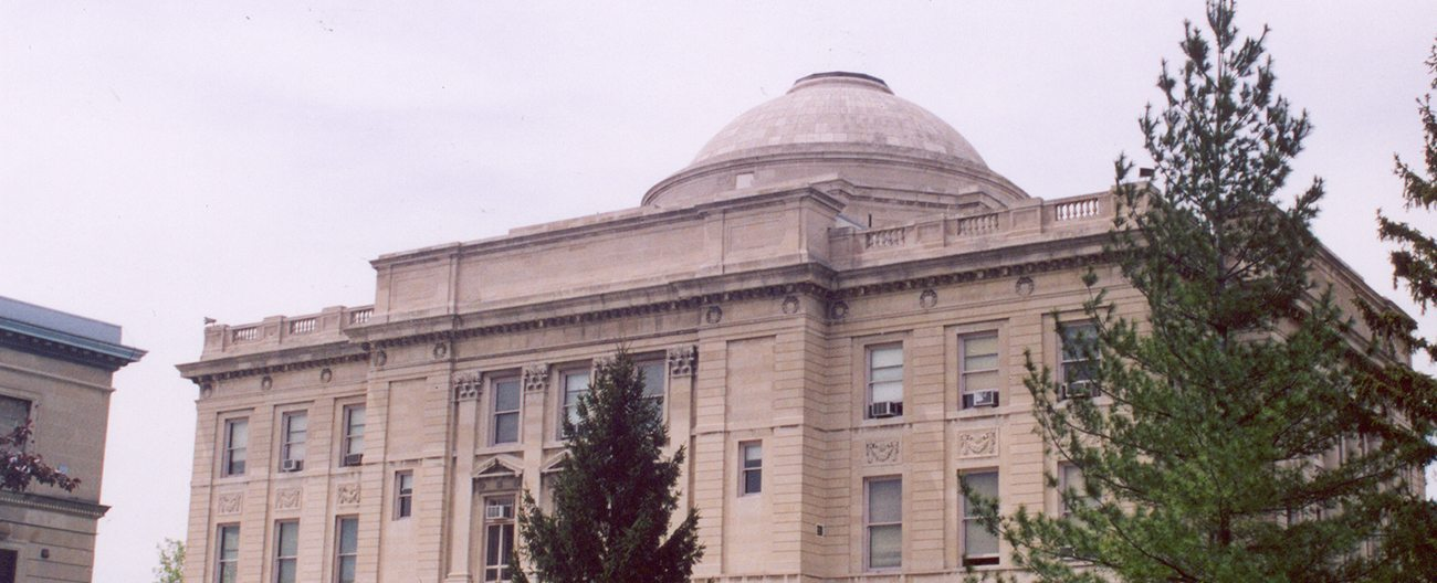 OH Clinton County Courthouse Colorseal EMSEAL joint sealants