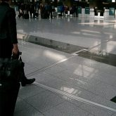 Airport expansion joints Dusseldorf airport Migutrans FS 110 roller bag Migua EMSEAL