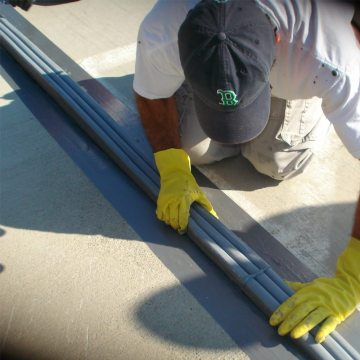 EMSEAL DSM SYSTEM Installation into Concrete Expansion Joints