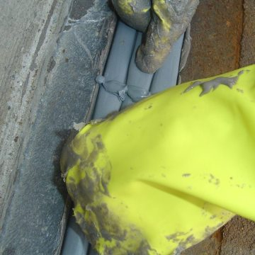 EMSEAL DSM SYSTEM Installation into Metal-Edged Expansion Joints