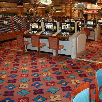 Migutrans FS 135 from EMSEAL eliminates interior expansion joint problems at Woodbine Slots Casino in Ontario, Canada.