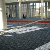 Convention Center Expansion Joints: Twinsert installed at DC Convention Center.