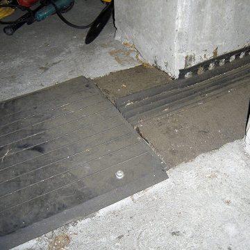 Atlanta Mall Parking Garage 183 Emseal