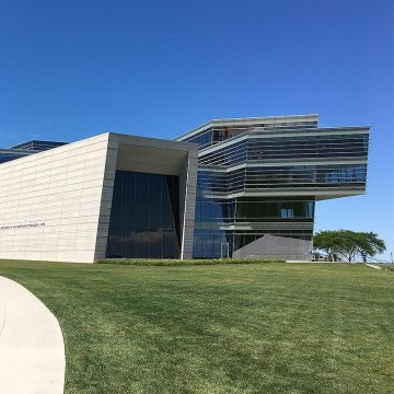 IL Northwestern Bienen to Regenstein LEED Gold Seismic Colorseal from EMSEAL