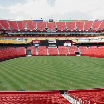 Stadium expansion joints Thermaflex maintains continuity of seal through all changes in direction.