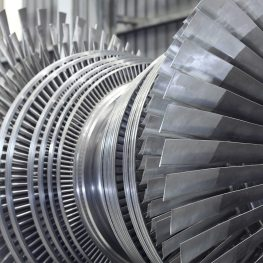 Fire rated expansion joint filler - General Electric Turbine Manufacturing Facility Installs Fire-Rated Emshield WFR2, Solving Wall Design Challenge.