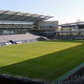 Soccer stadium expansion joints SJS System Emseal