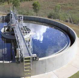 Water Treatment projects that feature expansion joint systems and products by EMSEAL.