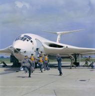 Handley Page Victor B-1 bomber