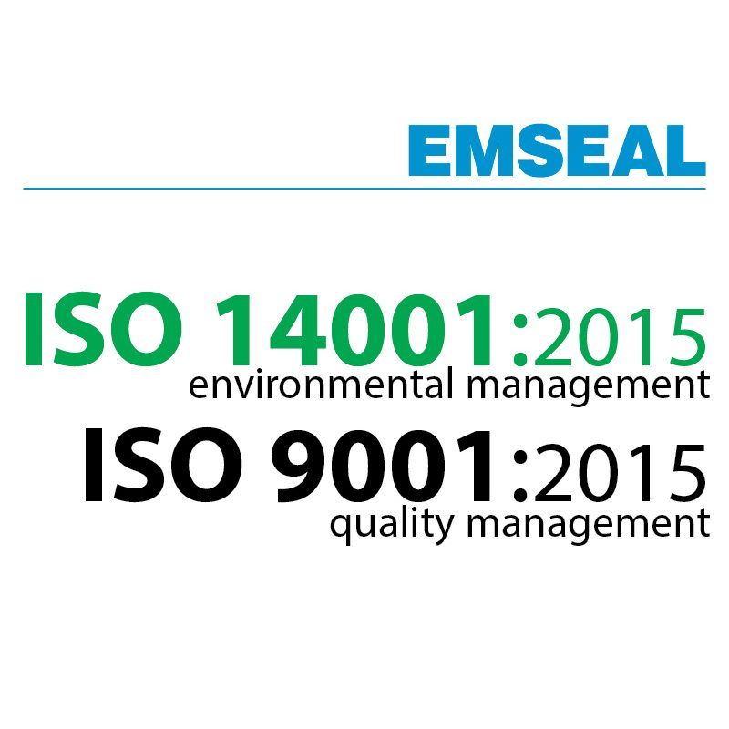 EMSEAL Expansion Joint and Sealant Manufacturing Plant Achieves ISO ...