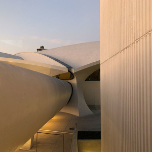 Skywalk to TWA Hotel - expansion joints by Emseal