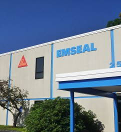 EMSEAL Sika Expansion Joint Headquarters