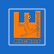 Tabelle Bezirksliga West 1990-91
