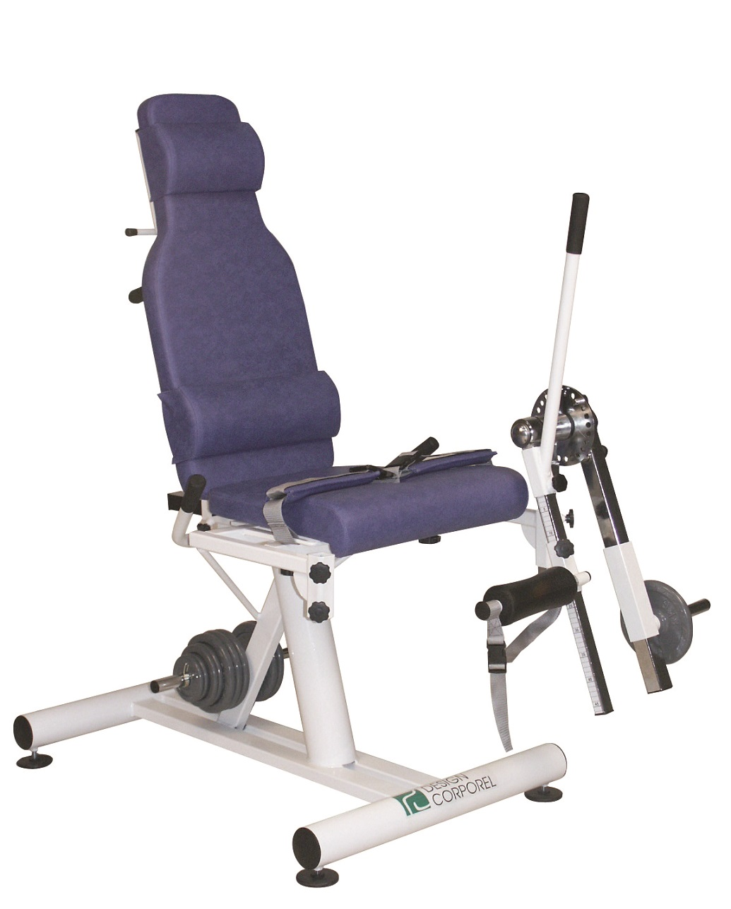 multi gym chair chicago bears folding quadriforme quad bench ems physio