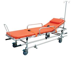 Aluminum Alloy Ambulance Stretcher With Light Structure