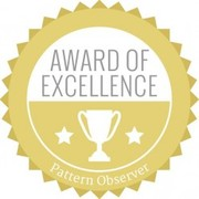 Pattern Observer's Award of Excellence Esther Jongste