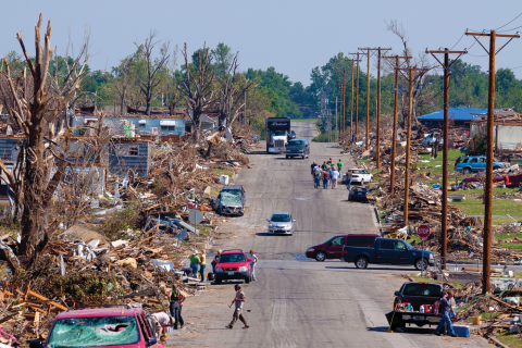Lessons Learned From the Joplin Tornado  EMS World