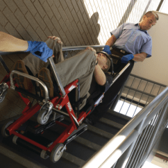 Ems Stair Chair Chaise Outdoor Lounge Chairs Product Applications From The Field Force Reducer Multiplier Were A Great Innovation For Moving Certain Types Of Patients In Environments And Putting Tracks On Them Was Even Better