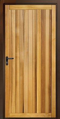 Garador Kingsbury side door - Emsworth Garage Doors