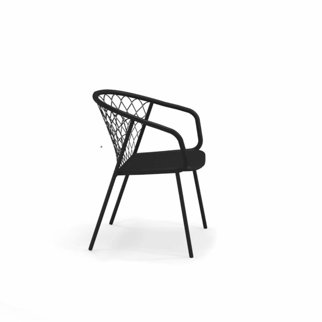 chair design iron lawn webbing kit chairs emu garden and outside furniture nef