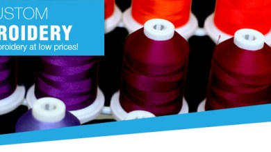 Photo of A Guide To Logo Embroidery Your Promotional Products.