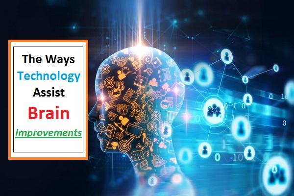 Technology Helps in Brain Improvements