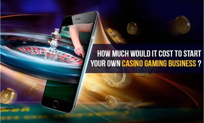 How Much Would It Cost to Start Your Own Casino Gaming Business