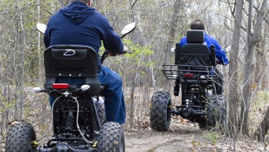 Photo of Explore The Benefits Of All-Terrain Tramper Off Road Mobility Scooters