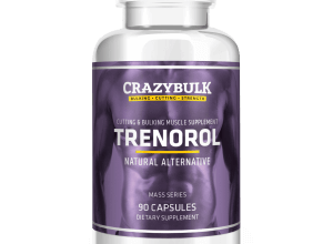 Photo of Buy Crazy Bulk Trenorol Pills Online | Best Muscle Building Product