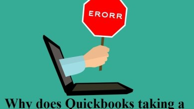 Photo of Why does Quickbooks taking a longer time to Response