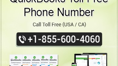 Photo of QuickBooks Toll Free Phone Number 1-855-6OO-4O6O