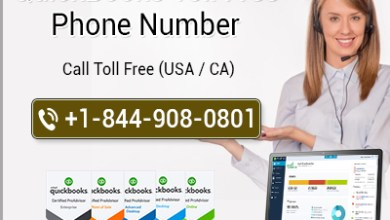 Photo of QuickBooks Toll free Phone Number ||  1-844-908-0801